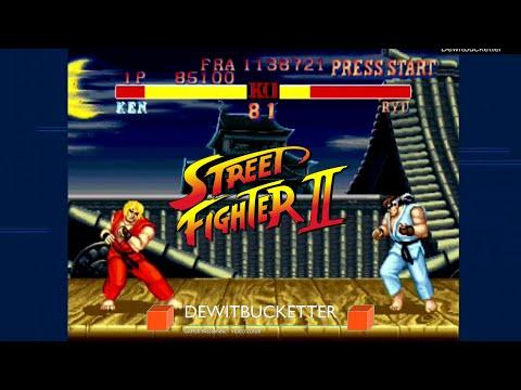 Street Fighter 2 - Hyper Fighting (Xbox 360) #Ken