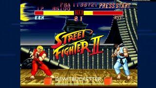 Street fighter 2 - Hyper fighting (Xbox 360) #Ken thumbnail