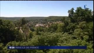 Reportage France 3 sur la Vallée de Chevreuse : 27 juillet 2015
