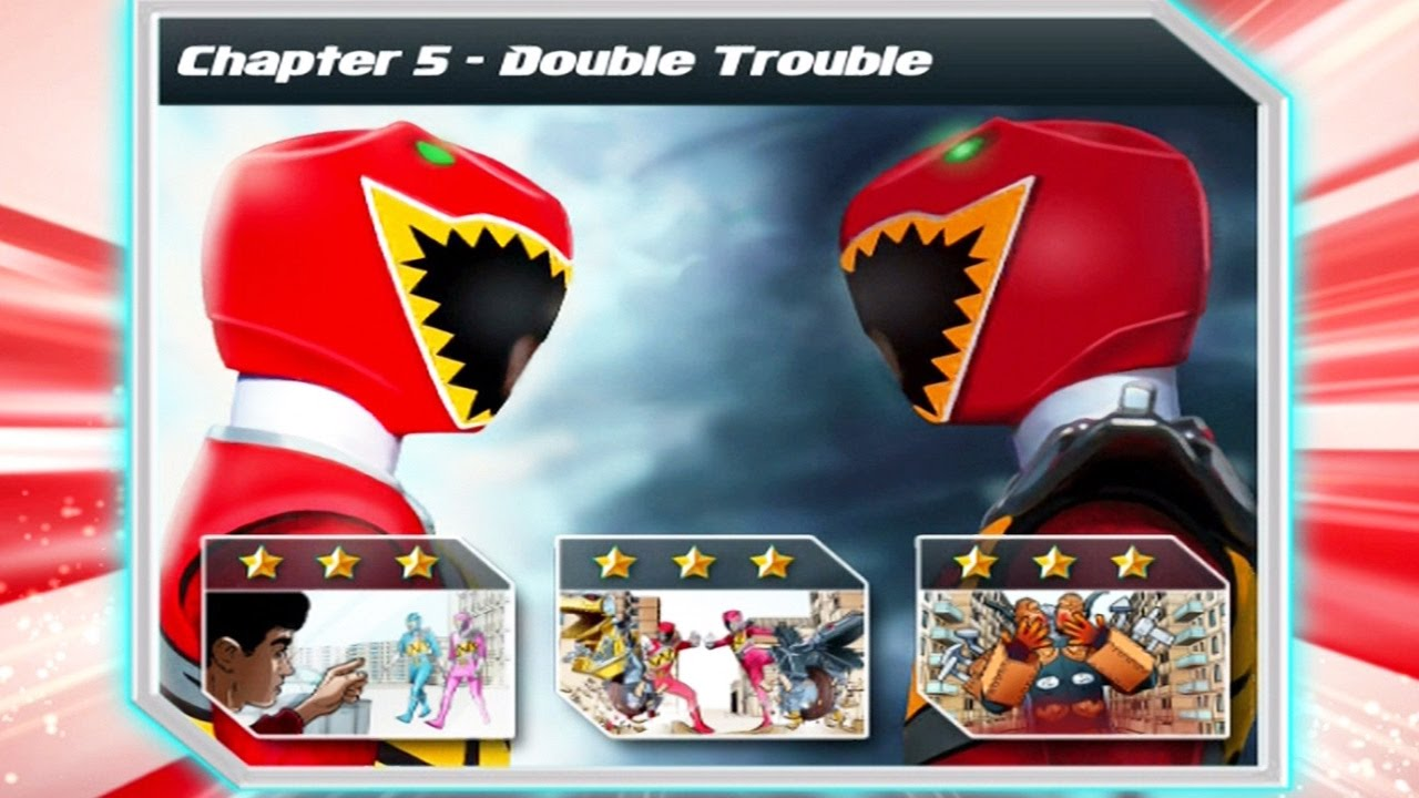 Power Rangers Dino Charge Rumble Chapter 5 Double Trouble