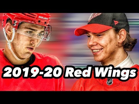 Detroit Red Wings 2019-20 Expectations