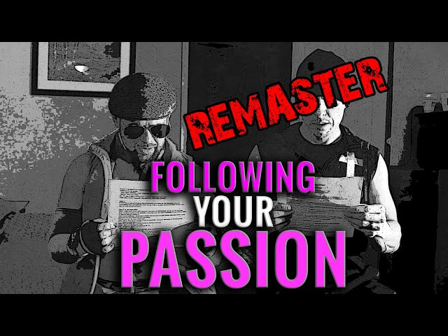 The Following Announcement Show - Following Your Passion (Remaster)