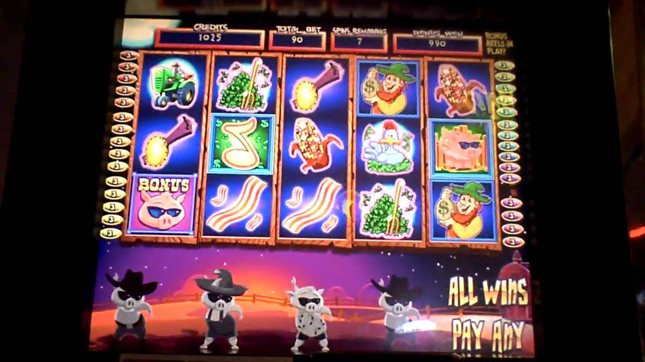 Filthy Rich 2 Slot Machine Bonus Win Youtube