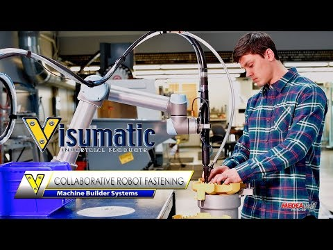 Collaborative Robot Screwdriving System for Advanced Assembly