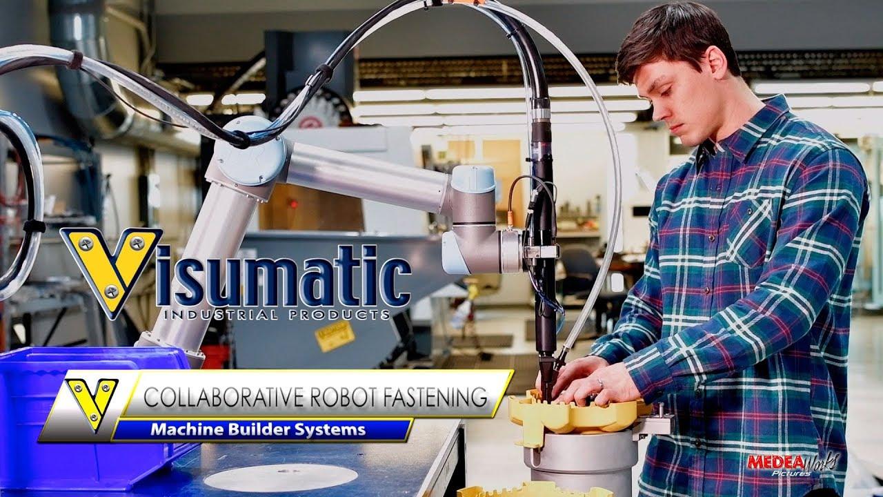 Universal Robots and VersaBuilt launch new cobot CNC interface