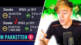 VAN 0 NAAR 1 MILJOEN COINS IN ÉÉN WEEK (FIFA 21)