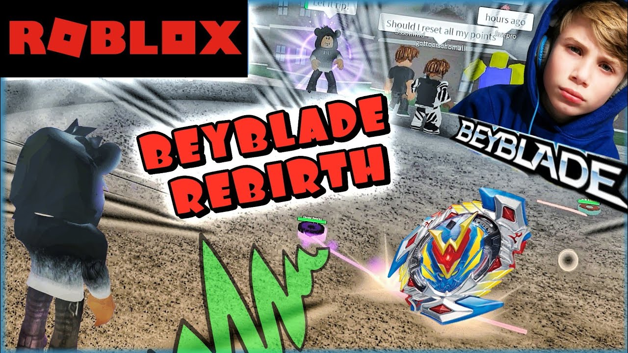 Beyblade Rebirth ROBLOX - Leveling Up to Guardian III - Let's Play!