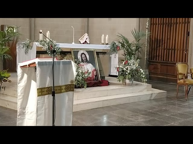 Misa Del Sagrado Corazón De Jesús - 20:00