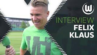 """""""Ich will voll angreifen!""""   Interview mit Felix Klaus   VfL Wolfsburg"""