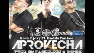 Nova & Jory Ft Daddy Yankee(Mucha Calidad) (Www.FlowHoT.NeT) Original