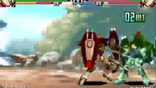 Kidou Senshi Gundam Seed Destiny (GBA) All Character Combo Video - Final.wmv