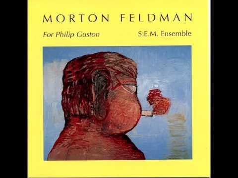 Morton Feldman - S.E.M. Ensemble – For Philip Guston / 2000 / Complete (4 × CD, Album)