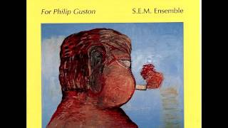 Morton Feldman - S.E.M. Ensemble ‎- For Philip Guston / 2000 / complete (4 × CD, Album)