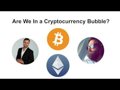 Are we in a Cryptocurrency Bubble? (Podcast)
