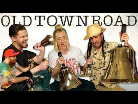 Alex Mac - Crazy Cover of 'Old Town Road' (Lil Nas X, Billy Ray Cyrus)