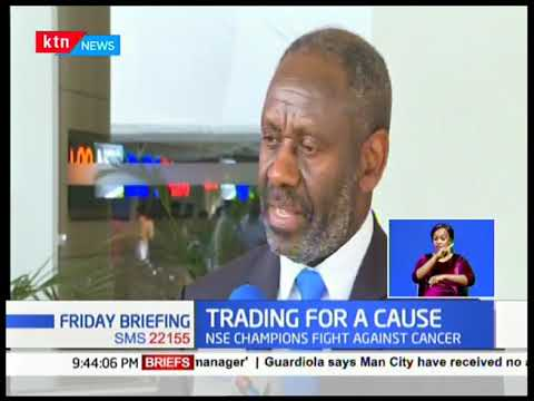 Trading for a CAUSE: NSE champions fight against cancer, proceeds to fund health services
