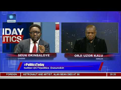 State Of The Nation: Nigeria Under Buhari Government  Politics Today 