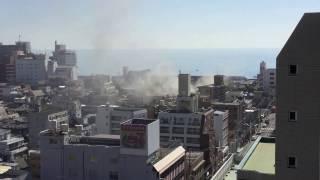 火事 別府 市