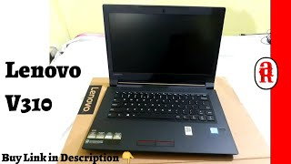Lenovo V310 -14 inch- Laptop Unboxing in Hindi