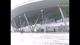 видео такси аэропорт курумоч