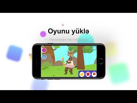 Ana Dili: Əlifbanı Öyrənirəm