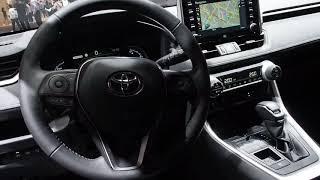 The ALL NEW Toyota RAV4 Hybrid #AutoShow #1 #CarNow #HD+20190802