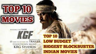 Top 10 Biggest Blockbuster Low Budget Indian Movies | Top 10 Low Budget Blockbuster Indian Movies