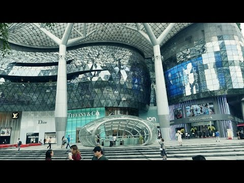 Orchid Road Singapore Top Shopping Hub.Shopping Malls.Singapore Sale