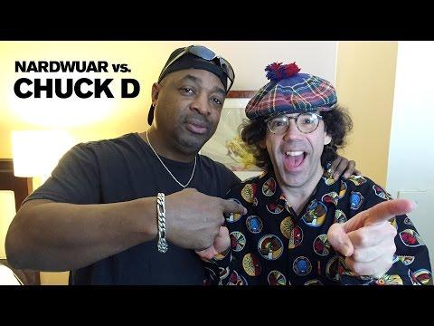 Nardwuar vs Chuck D