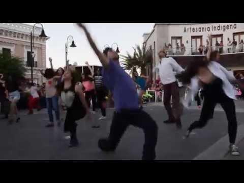 Flashmob Hermosillo Baila Fiestas del Pitic 2014 *