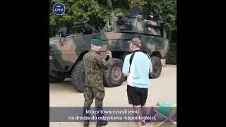 Premier Mateusz Morawiecki w #Sulejówek - 15 sierpnia 2021 r.