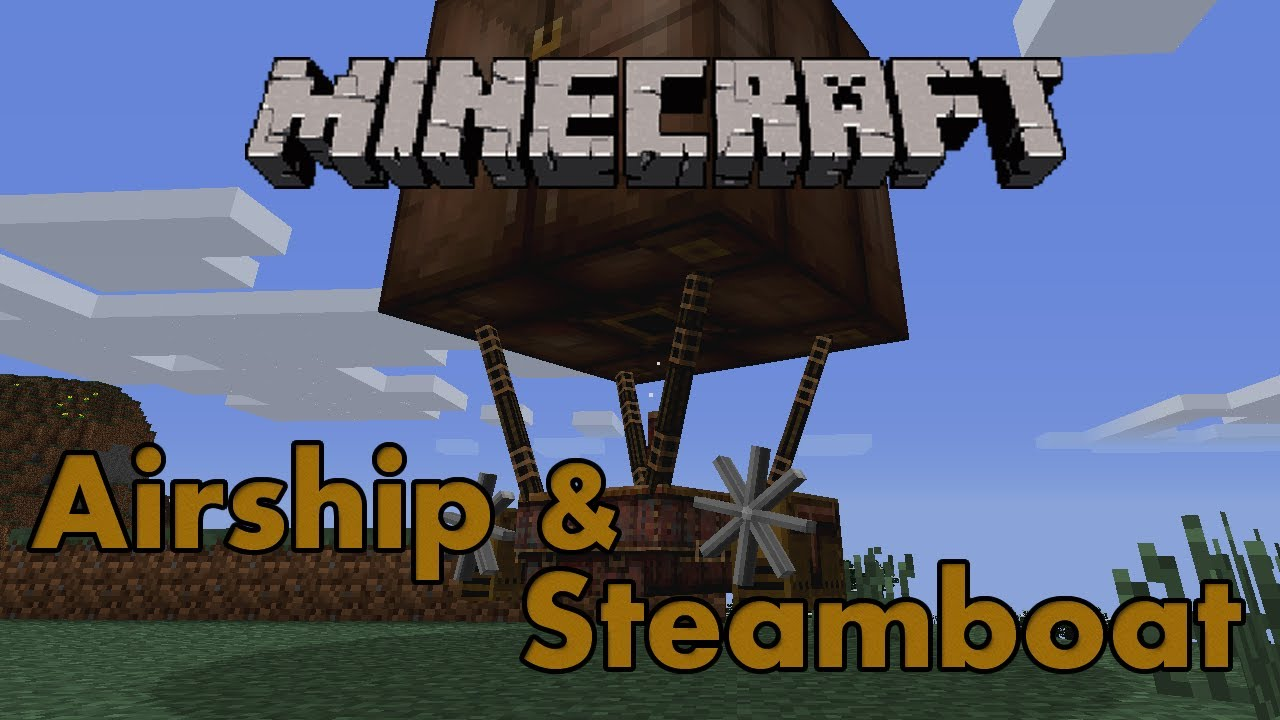 how to make steam boat