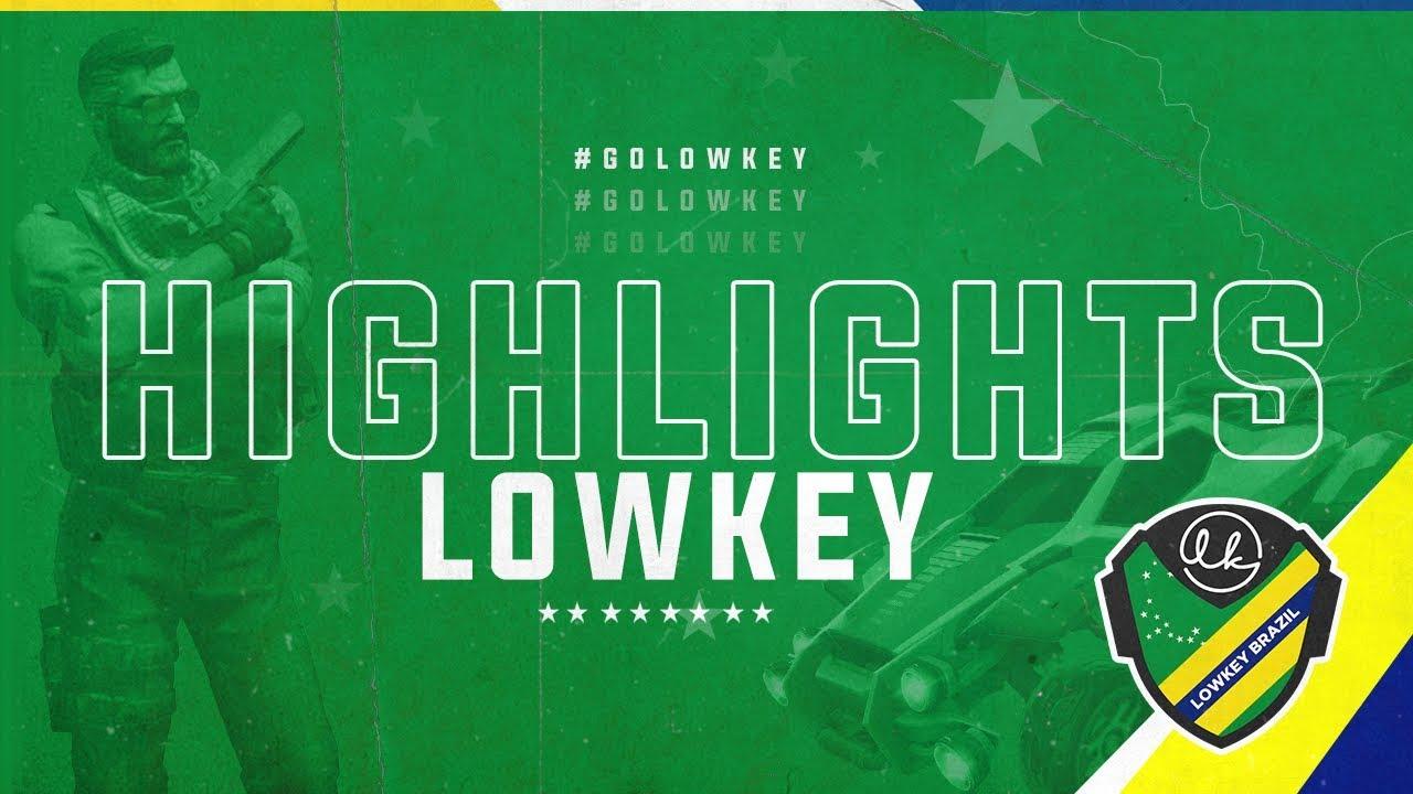 Lowkey Brazil Highlights   Rocket League and CSGO