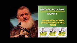 Yusuf Estes Takjub pada Akhlak Seorang Muslim asal Mesir