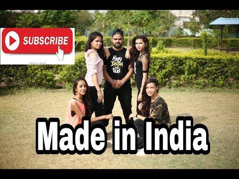 Made in India Dance Cover | Guru Randhawa | True Guy's Dance Academy