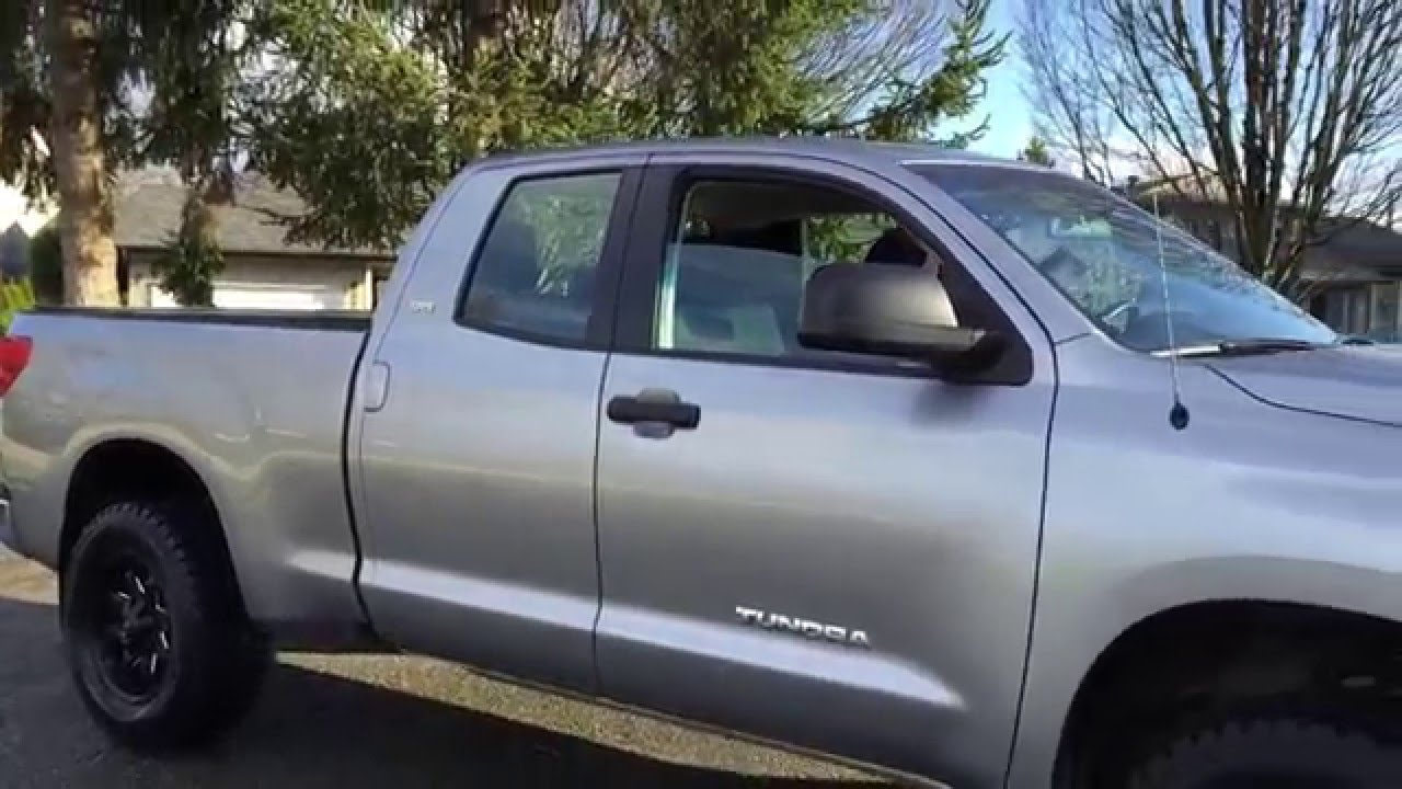 2013 Toyota Tundra Leveled On 33 S For Sale In Langley Bc