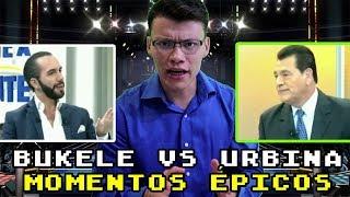 Momentos épicos De La Entrevista De Nayib Bukele Con Moisés Urbina - SOY JOSE YOUTUBER