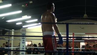 White Collar Fight Club - Brad Best vs John Towers