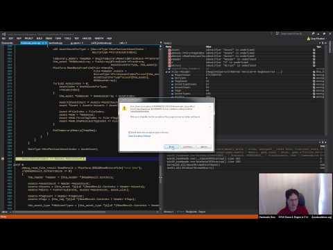 Handmade Hero Day 152 - New Win32 File API Implementation