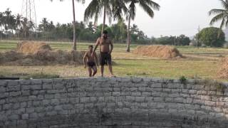Funny swimming games || country side India || Amazing Viral Videos