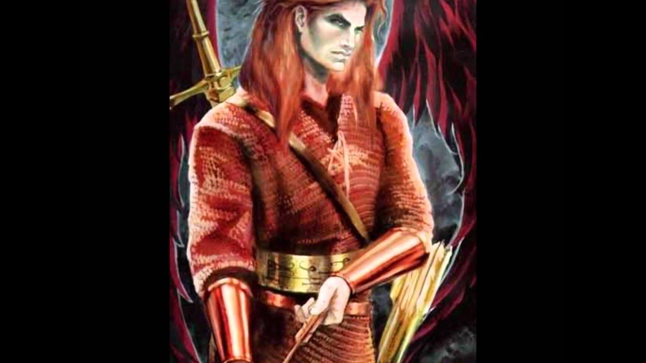 Archangel Uriel Guardian Of The Gate Of Eden Youtube