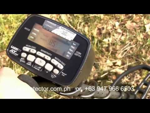 Metal Detector Garrett AT PRO INTERNATIONAL Philippines