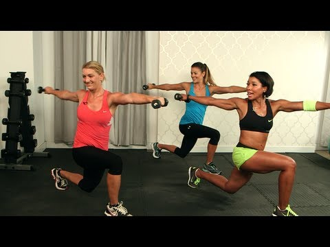 Belly Fat Blasting Workout, Tone Abs, Class FitSugar