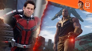 Ant-Man & The Was Was More connected to Avengers Infinity War