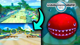 Mario Kart 8 Custom Tracks in Mario Kart Wii!