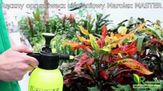 Opryskiwacz ciśnieniowy Marolex MASTER 3000 PLUS, 3 litry. Sklep Ogrodniczy www.rolmarket.pl