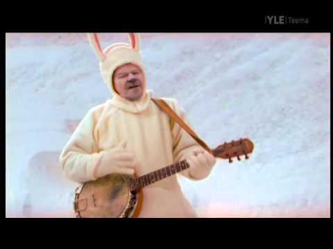 M. A. Numminen Turns Rabbit - YouTube