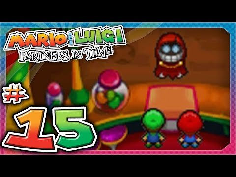 Mario and Luigi: Partners In Time - Part 15: Fawful