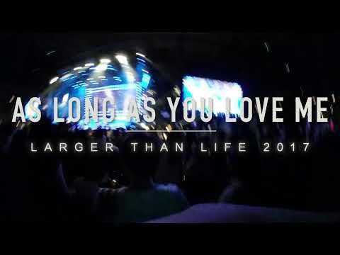 Backstreet Boys - Larger Than Life Tour Singapore 2017 in 360.
