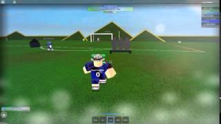 Roblox Tps 15 ( Cristiano ronaldo free kick shoot)